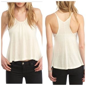 Free People Wear Me Now Tank Top Large